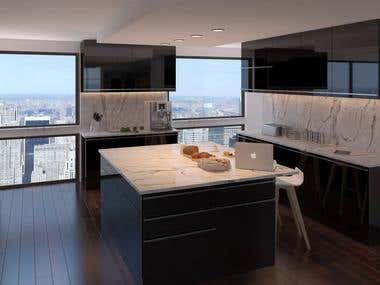 kitchen soho animation.