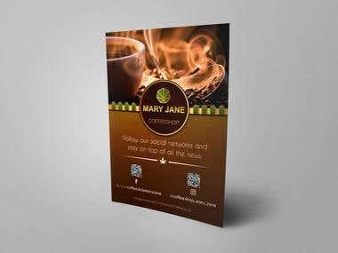 Flyer - Coffeeshop