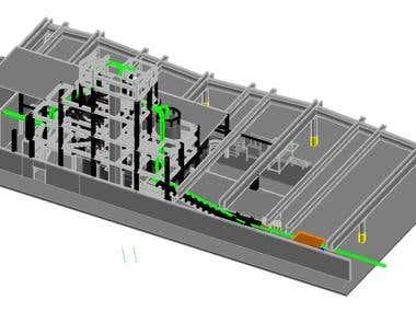 Diseño de sistema de despolvamiento