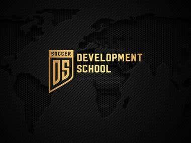 soccer academy logo