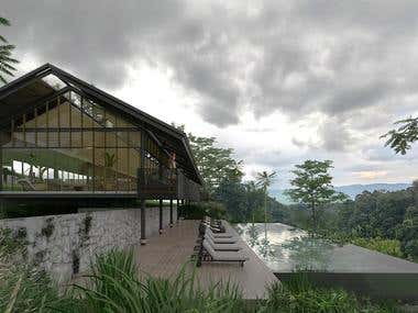 3D Rendering Project - Indonesia