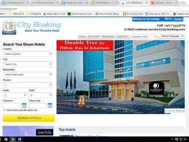 Online Hotel Booking Management Software