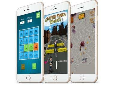 2D Puzzle Games