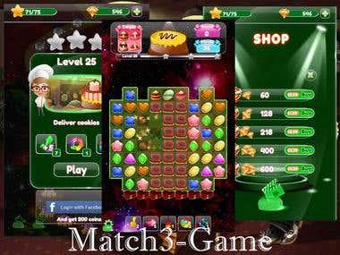 Match3-Game