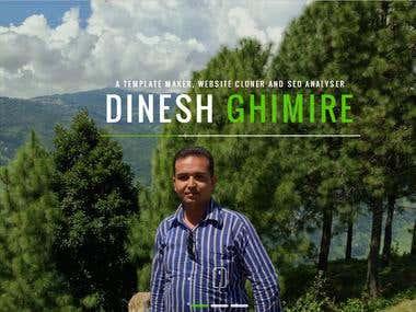 dineshg.com.np/me