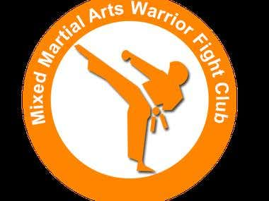 Mixed Martial Logo Design