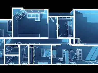 3D Blueprint