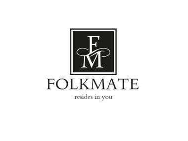 Folkmate Logo Design