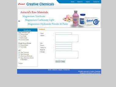 creative chemicals