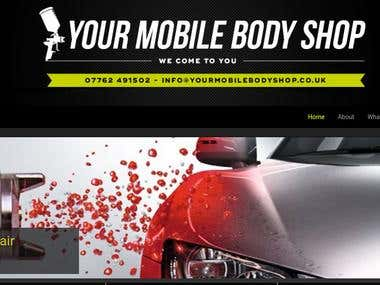 Yuormobilebodyshop.co.uk