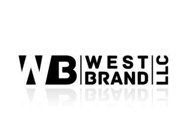 "Logo design ""West Brand"""