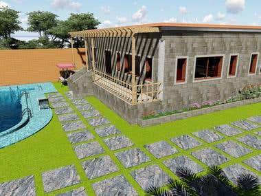 Render Villa(ED9)