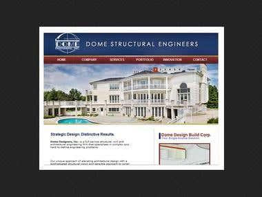 Dome Design Build Corp
