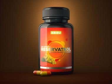 Supplement Packaging