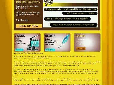 Birding Academy