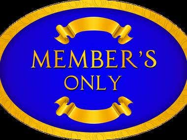 Members only (fragrance Oil)