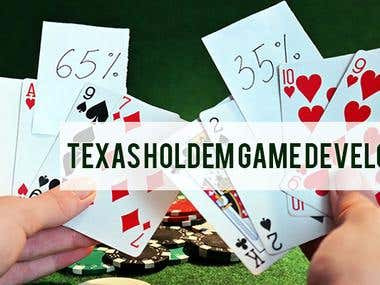 Texas Holdem game development