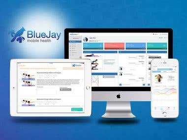 BlueJay Engage Mobile App