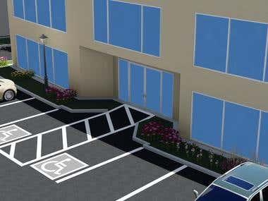Render Parking