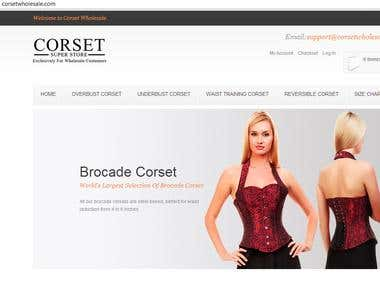 Magento store w/ extensive customization