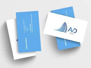 AVD IFRA - Brand Identity