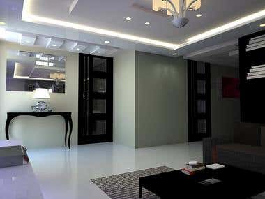Interior Mr Mina magdy Work