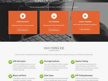 Wordpress Theme Customization & Logo Design