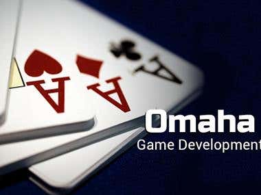 Omaha Poker Game Development