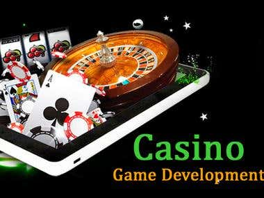 Casino game development