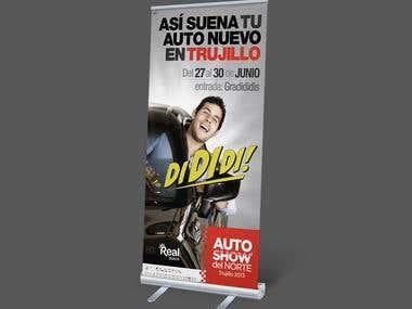 Auto Show | Advertising