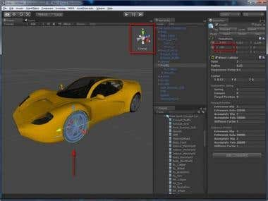 Interior Design & Structure/2D-3D Modeling.