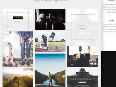 Personal Portfolio : One Page