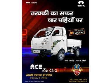 Brochure for Tata Motors
