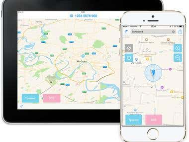 GPS Applications for iOS