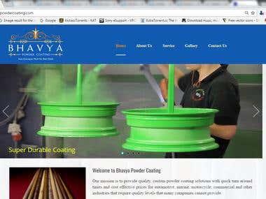 Bhavya Powder Coating