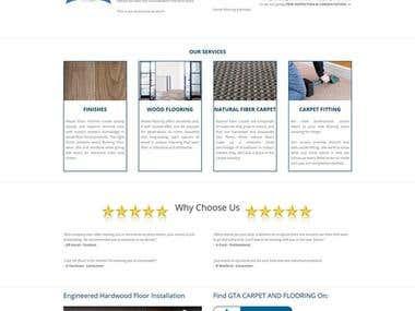 Wordpress Website Building
