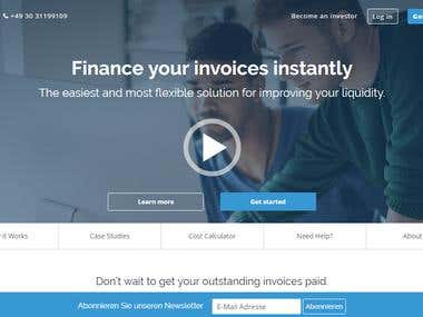 Online Invoicing Solution