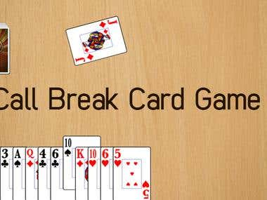 Call Break Card Game Development