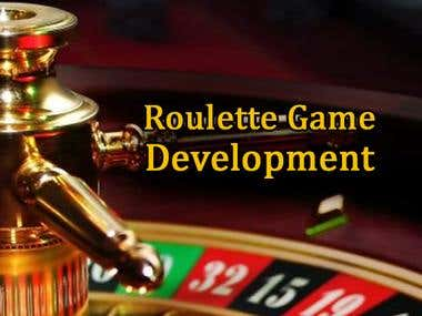 Roulette game development