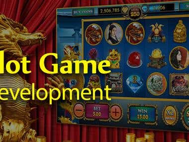 Slot game development