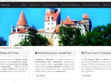 http://www.amazingtransylvania.net