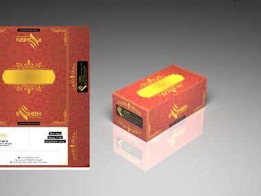 R-Sheen Tissue Box
