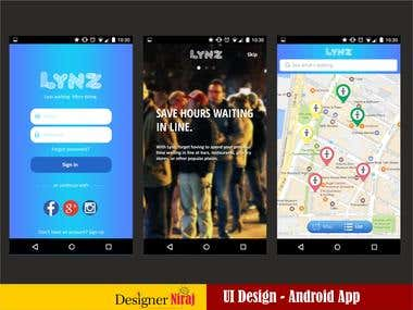 Lynz Android App