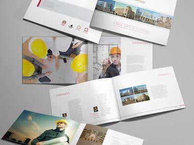 Company Profile / Brochure Design
