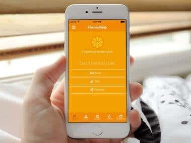 """FarmaHELP"" Mobile App"