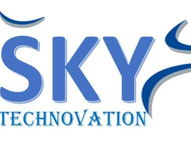 Sky Technovation (Logo)