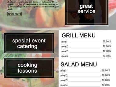Tavern - Online restaurant
