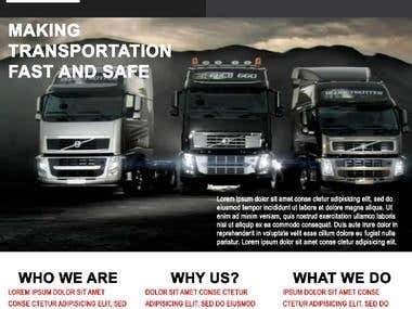 Trucking - We help to be ahead