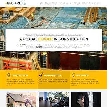Eurete general contractors