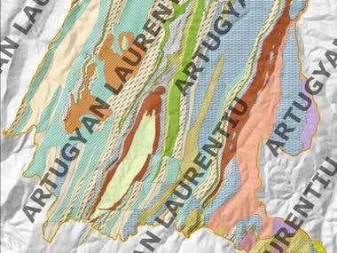 Lithological Map